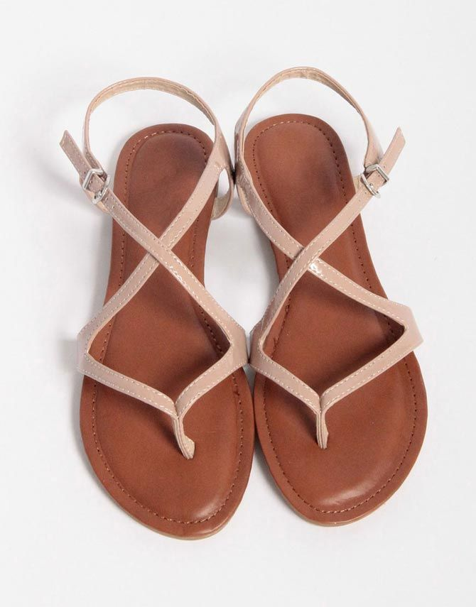 I've had black sandals like these for years. I'll never stop loving them. No matter how much they fall apart.