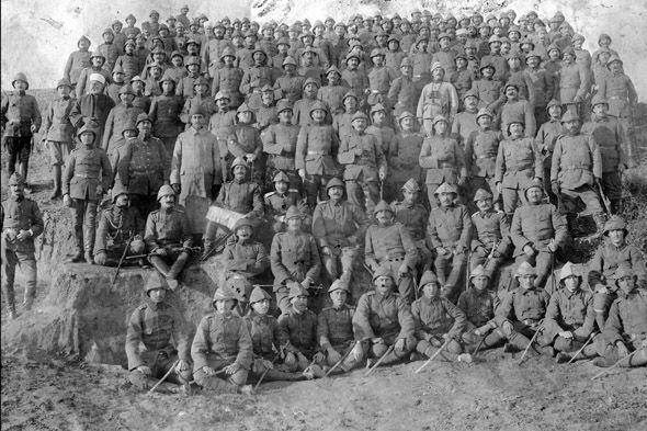 Çanakkale'yi geçilmez kılan kahramanlar