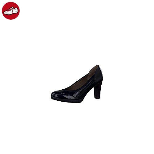 TAMARIS Tamaris Womens Shoe 22403 Navy Patent 40 - Tamaris schuhe (*Partner-Link)