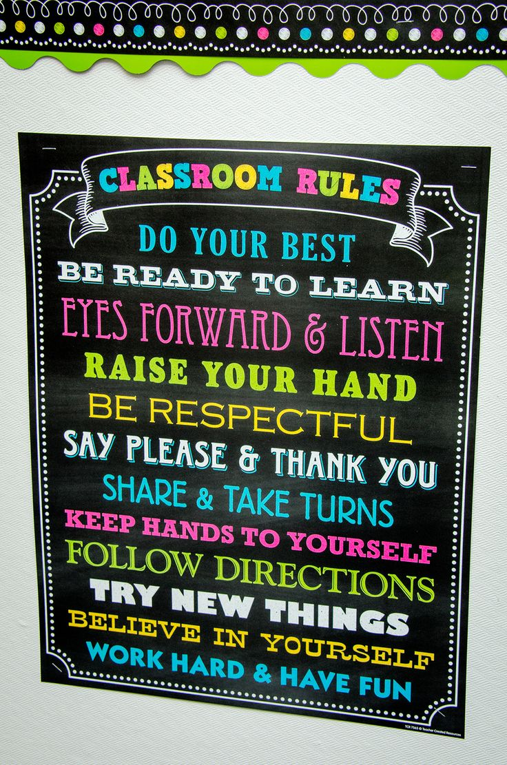 Classroom Decor And Learning ~ Best chalkboard brights classroom decorations images