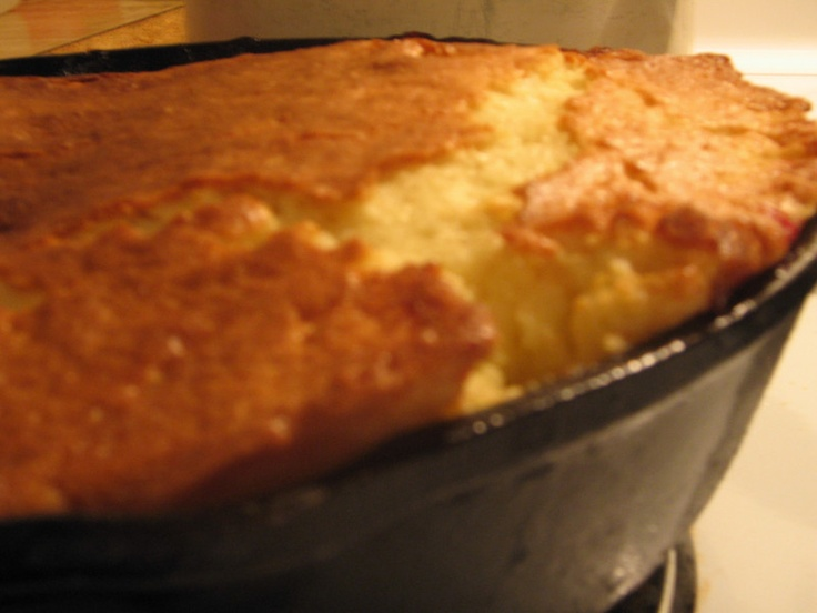Corn Bread Puddin' - (a.k.a. Crack in A Pan)   Cookin' Up A Party