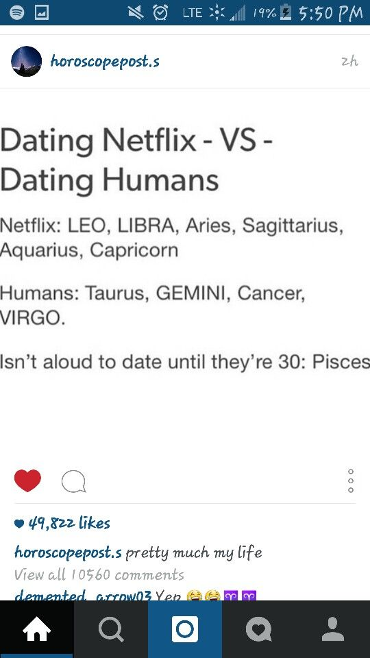 Cancer dating traits