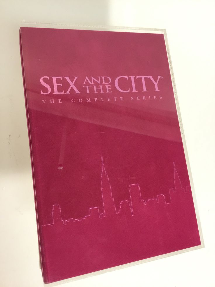 Sex and the City dvd set