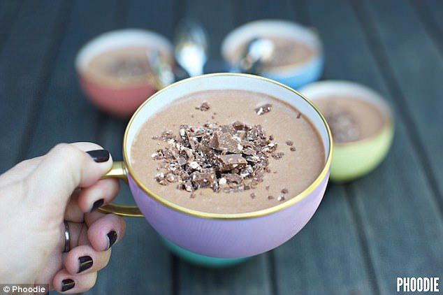 Simple and delicious! This Toblerone mousse from a Sydney based blogger only uses three ingredients and is quick to whip up