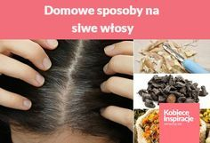 Domowe sposoby na siwe włosy