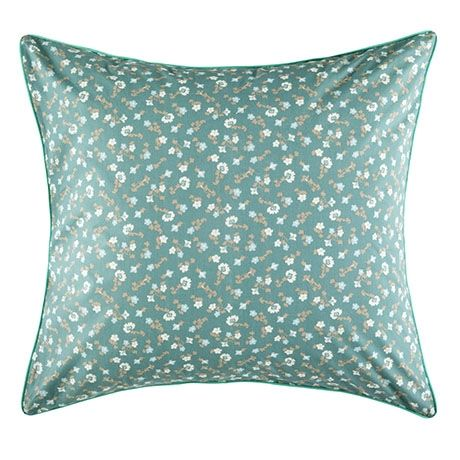 All Over Flowers European Pillowcase For Real Living Floral #reallivingxfreedom