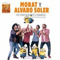 """RADIO   CORAZÓN  MUSICAL  TV: MORAT Y ALVARO SOLER  PONEN MÚSICA A  """"GRU 3 - MI ..."""