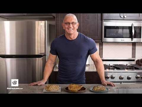 Bodybuilding.com: Chef Robert Irvine's Healthy Chicken Recipes 3 Ways
