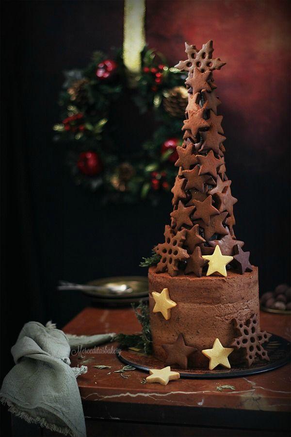 Merceditas Bakery: Feliz Año! Tarta de zanahoria y trufa