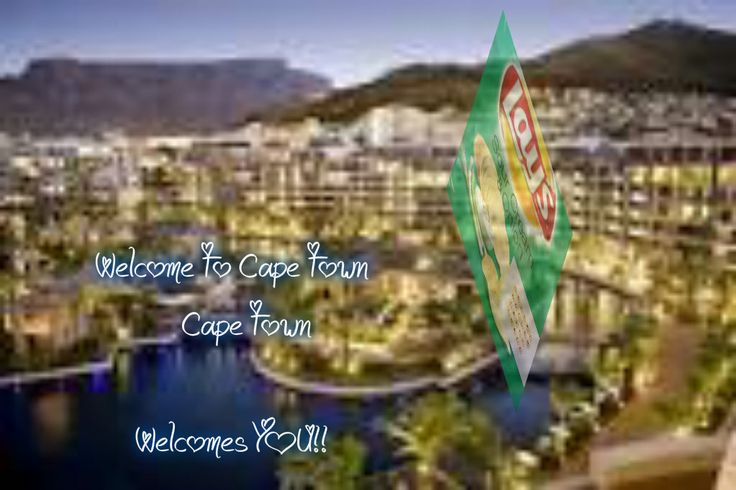 Welcome To Cape Town Lays South Africa #Aroundtheworldwithlays
