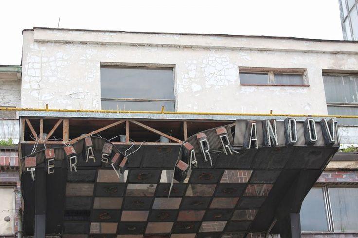 Terasy Barrandov – areál nostalgických vzpomínek