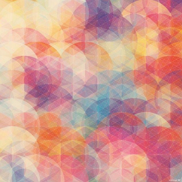 Best Iphone X Wallpaper: Geometric Pattern - Ipad Wallpaper