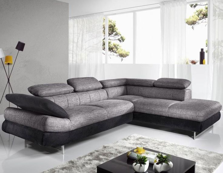 Assez 33 best Canapé d'angle images on Pinterest | Corner sofa, Gray and  OV05