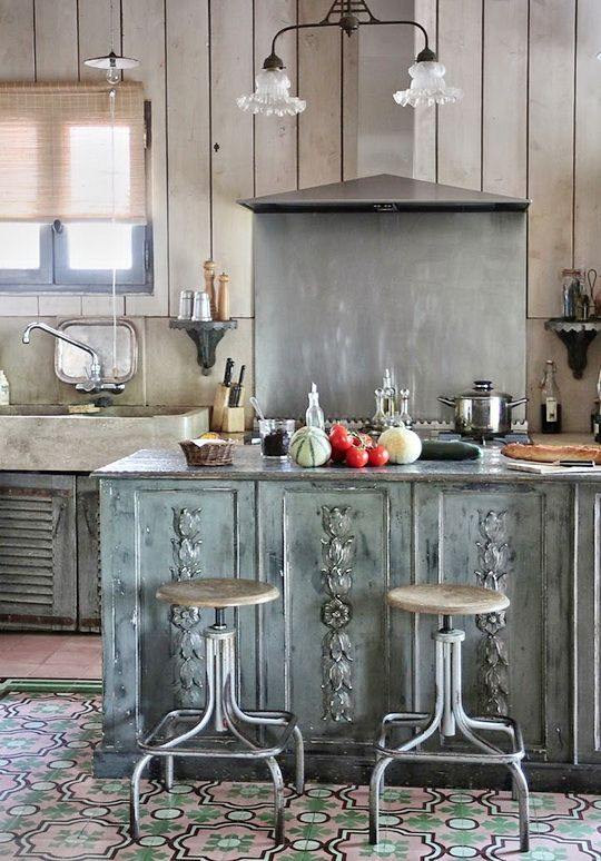 For the Home on Pinterest  Gardens, Cabinets and Painted furniture