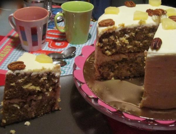 La mia torta ha preso il volo: hummingbird cake |