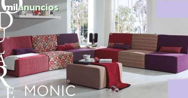 MIL ANUNCIOS.COM - Sofa modular. Sillas sofás sillones sofa modular en Barcelona.  sofas y sillones de ocasión a los mejores precios.Sofá modelo Mónic, modular de medida 83x83x83, diferentes colores a elegir, precio correspondiente al precio de un módulo, transporte opcional 30€, somos tienda, estamos en calle Miguel Servet 169 Badalona. , más ofertas en mueblesdetena. es---189€ cada modulo---934600454  933978020 Miguel servet 169 08912 Badalona (Barcelona)