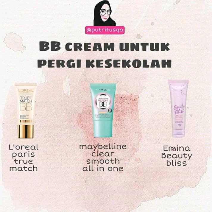Apakah Bb Cream Bisa Menyebabkan Jerawat