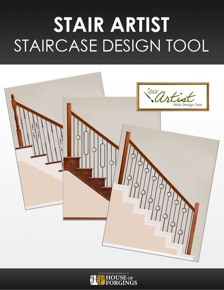 Awesome Create Your Perfect Stair Design By Dragging And Dropping Balusters And  Newels Into Over 27 Staircase