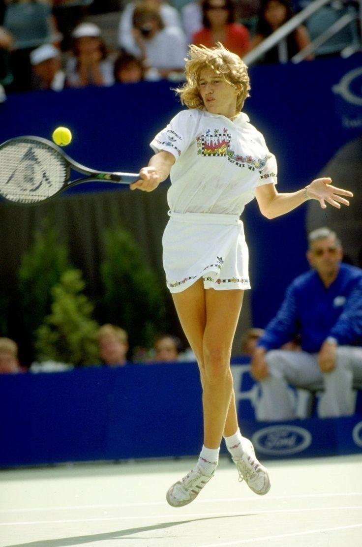 Professional Tennis star of all times-Steffi Graf! Learn