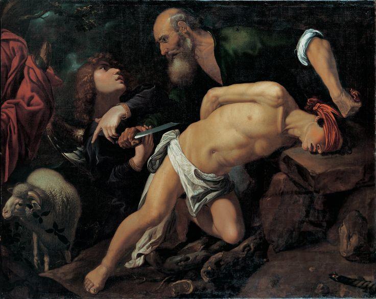 1- Brenda 2- El Sacrifici d'Isaac (1420) 3- Sacrifici d'Isaac, lligam d'Isaac, lligadura d'Isaac o sacrifici d'Abraham, són les denominacions d'una escena de l'Antic Testament, molt utilitzada com a tema iconogràfic en pintura i escultura.