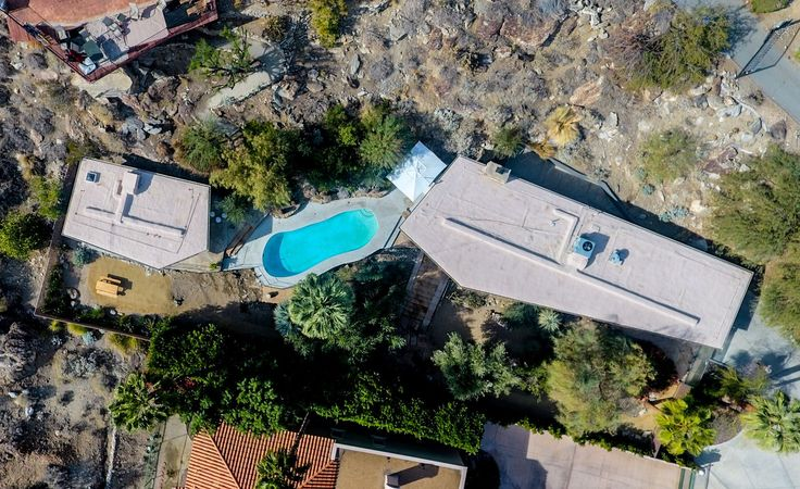 Zsa Zsa Gabor's Palm Springs Midcentury is on the market for $969K - Curbed