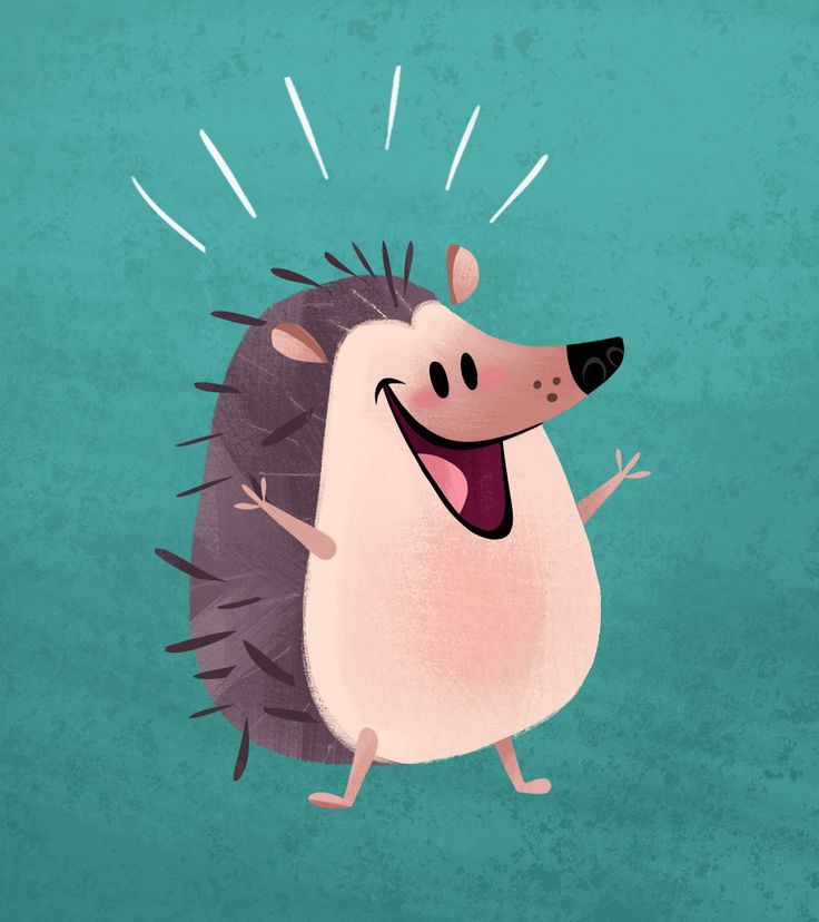Happy Hedgie Day! (aka Groundhog Day) Fun Fact! Before groundhogs, hedgehogs were the original weather forecasters! The tradition was brought over to the United States by European immigrants. But they realized there were no little hedgies to be found...