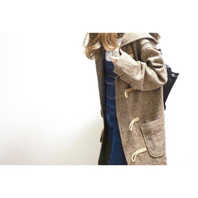 ・ 記録用にpost ✏︎ ✏︎ ✏︎ ・  ロング丈のダッフルコート♡  大活躍 ‼︎ ・ ・ ・ ・ ・ ・ ・ ・ ・ ・ ・ ・  #ラルフローレン #ダッフルコート #ralphlauren  #サロペット #オールインワン #吉田カバン #porter  #ポーター #ユニオン  #fashion #fashionpost  #instapic  #photography  #code #codenate  #カジュアル #カジュアルコーデ  #シンプル #simple  #今日のわたし #ツイード #tweed #白シャツ #gu #プチプラコーデ  #お洒落な人と繋がりたい  #お洒落さんと繋がりたい