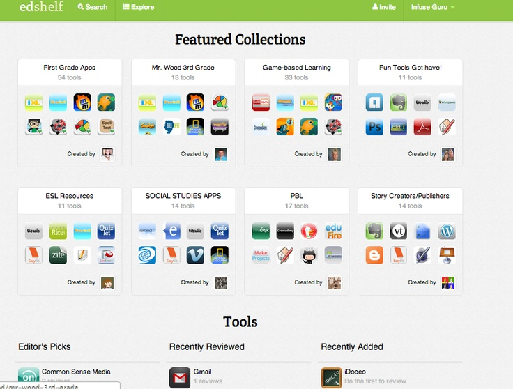 Innovative Classroom Tools ~ Best images about curating communicating tools on