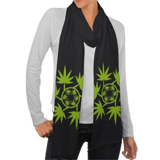 Hoja verde vectorial de planta. Vector plant. Cannabis. Producto disponible en tienda Zazzle. Vestuario, moda. Product available in Zazzle store. Fashion wardrobe. Regalos, Gifts. Link to product: http://www.zazzle.com/hoja_verde_vectorial_de_planta_vector_plant_scarf-256886236736561678?CMPN=shareicon&lang=en&social=true&rf=238167879144476949 #scarf #bufanda #marihuana #cannabis
