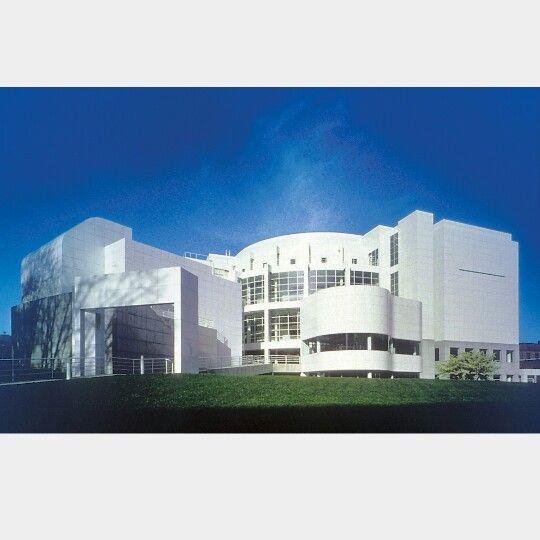 Gran museo de Arte, Atlanta, Georgia. 1980- 83. Arq: Richard Meier