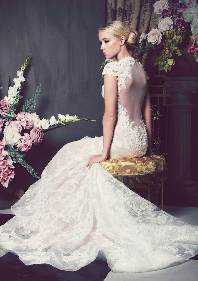 Anna Georgina Wedding Dress Collection 2014 | Bridal Musings