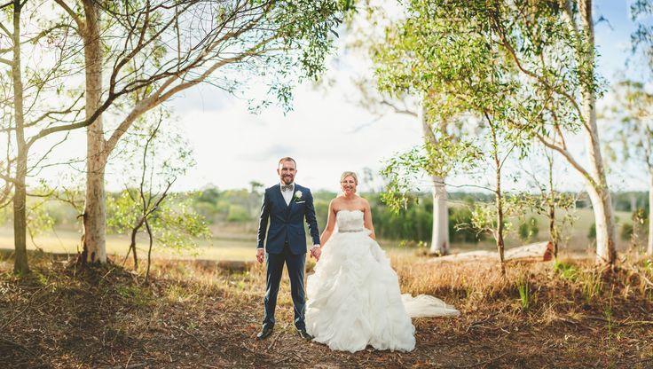 Sirromet Brisbane Wedding