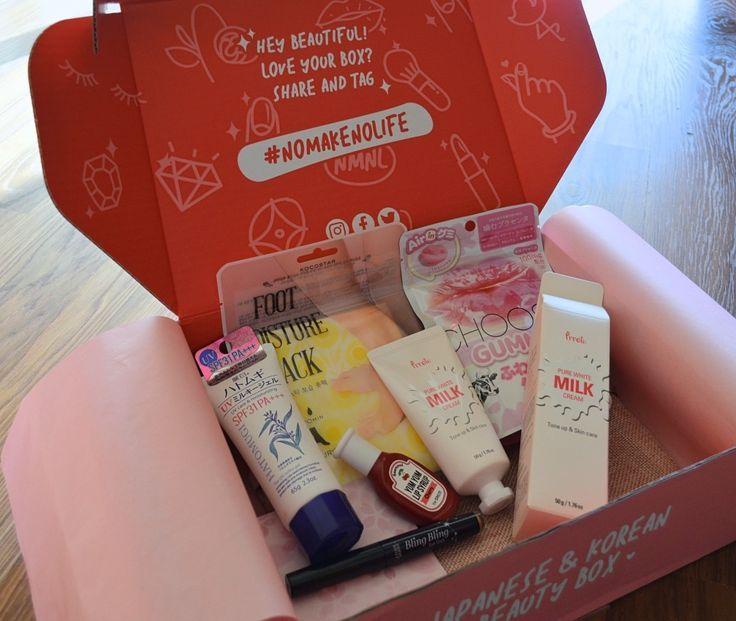 Nomakenolife Subscription Box Review Skincare Subscription Box Korean Skincare Skin Care