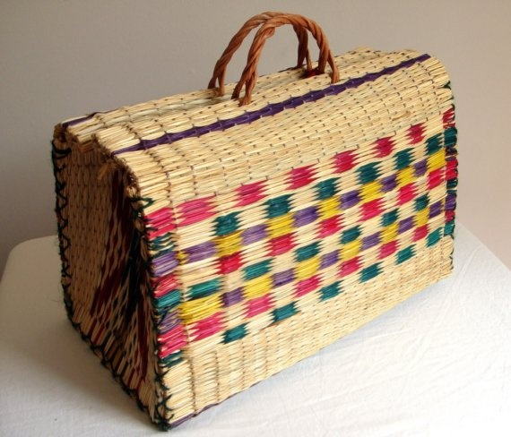 Portuguese basket...brings back incredible saudades of those I miss so much. Good memories