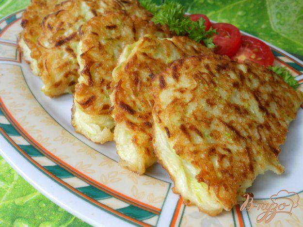 Кабачковые пирожки с мясом - пошаговый рецепт с фото