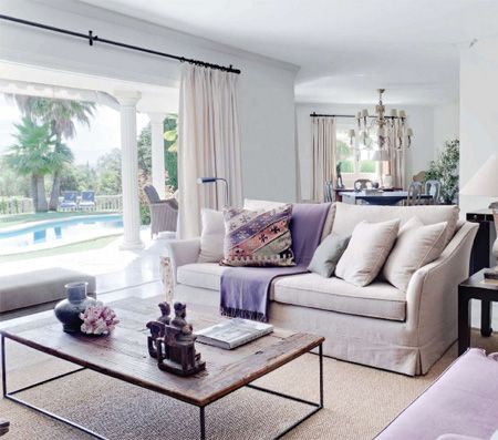 25 Best Lilac Living Rooms Ideas On Pinterest