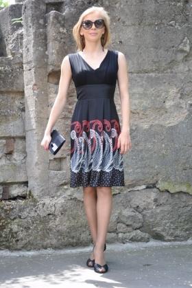 Urocza sukienka JOVITA La Belleza - Damskie.net