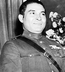 the life and times of cuban dictator fulgencio zaldivar batista Fulgencio batista (1901-1973) he was called el hombre, the man, and for three decades he was one of cuba's most controversial leaders it would take fidel castro and the cuban revolution to unseat him castro_batista_jpg courtesy: grey villet/getty images humble origins fulgencio batista zaldívar was born in.