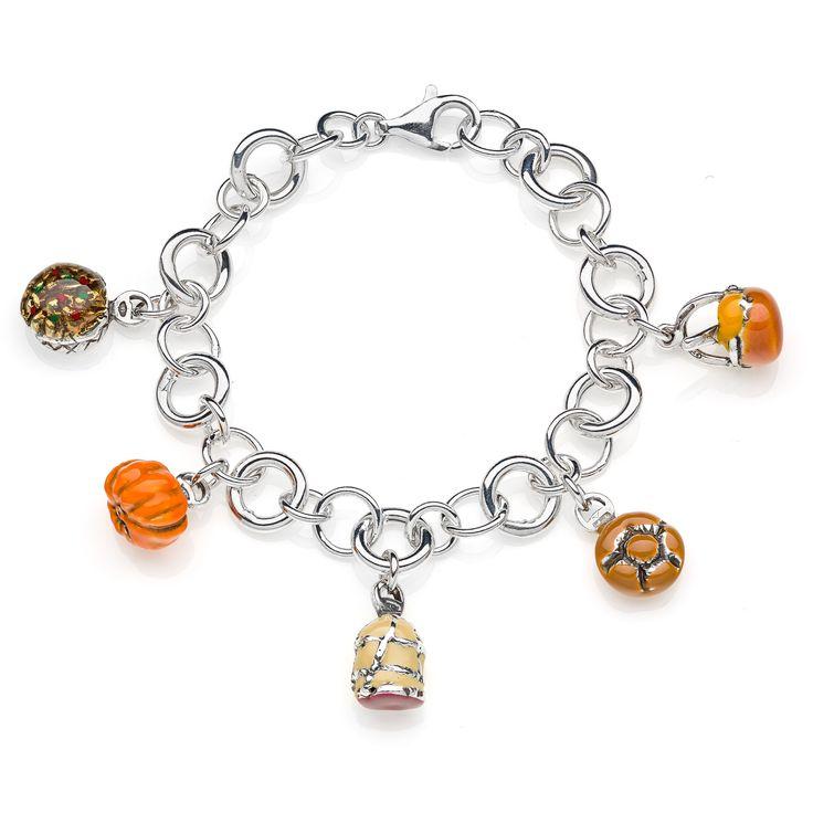 Sterling Silver Luxury Bracelet - Lombardia - 249 Euro Free worldwide shipping over 99 Euro
