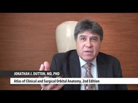 "Dr. Jonathan Dutton chats about his books ""Radiology of the Orbit and Visual Pathways"" and ""Atlas of Clinical and Surgical Orbital Anatomy, 2nd Edition,"" including how they are unique and differ from other radiology and ophthalmology books."