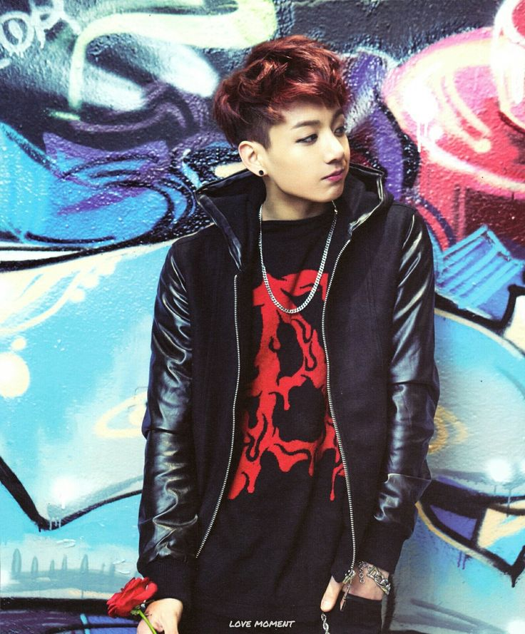 BTS - SKOOL LUV AFFAIR #Jungkook