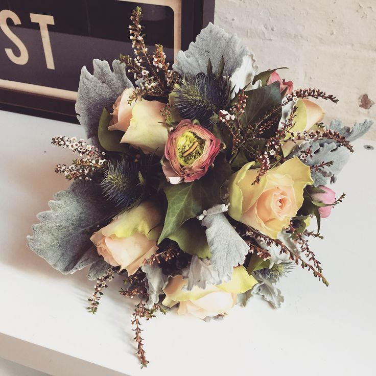 Wired posy