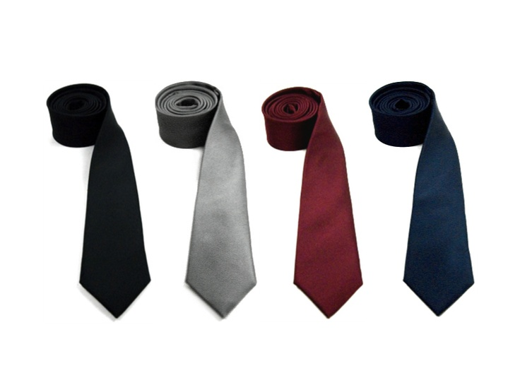 The Slim Tie Vegan Eco-Friendly Neckwear by Jaan J - The Ethical Man - Expert Style Resource and Vegan Fashion Shop for Men