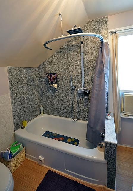 Ikea bathroom shower