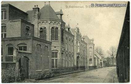 Amersfoort, St. Andriesstraat, St. Elisabeth Gast- of Ziekenhuis