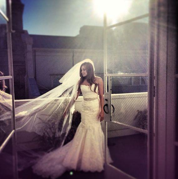 Tim Belusko and Danielle Fishel Wedding Photos - Celebrity ...