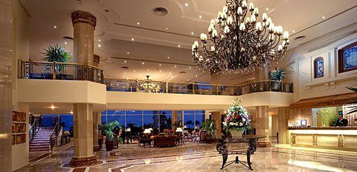 Baron Resort ~ Amisol Travel Et stort og flot hotel hvor alle faciliteter findes på selve hotelområdet.