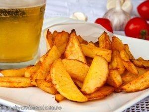 Cartofi copti wedges: Baked Potatoes, Glorious Food, Food Glorious, Copti Wedges, Potato Wedges, Retet Culinar, Baking Potatoes, Cartofi Coptiwedg, Potatoes Wedges