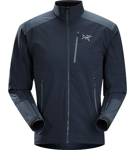 Men's Gamma SL Hybrid Jacket - Blue Onyx
