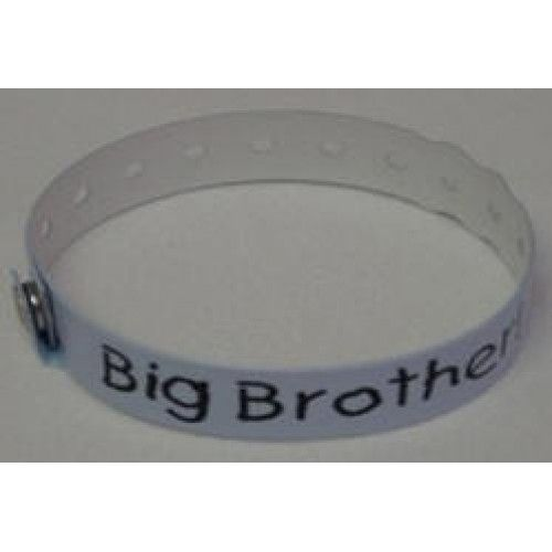 Big Brother Hospital Bracelet - I need to get all 3 boys one of these!